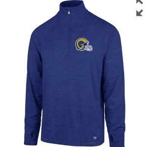 Rams Quarterzip 1/4 zip
